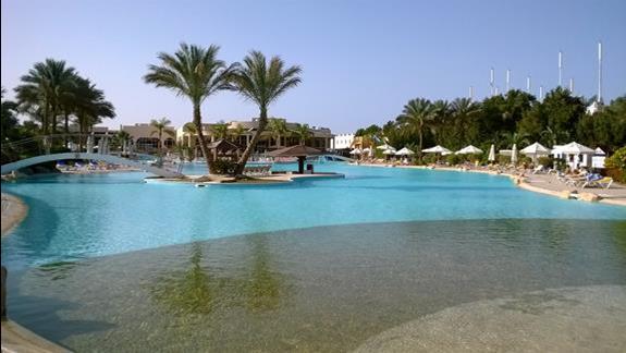 Basen w hotelu Prima Life Makadi Bay