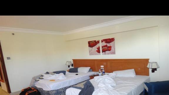Pokój w hotelu Amwaj Blue Beach Abu Soma Resort & SPA
