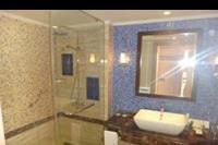 Hotel Hilton Marsa Alam Nubian Resort - Lazienka w hotelu Hilton Marsa Alam Nubian Resort