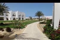 Hotel Hilton Marsa Alam Nubian Resort - Budynki hotelu Hilton Marsa Alam Nubian Resort