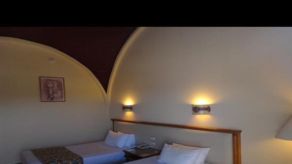 Pokój w hotelu Calimera Club Akassia Swiss Resort