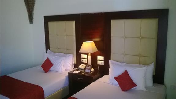 Pokój w kompleksie hotelu LTI Akassia Beach