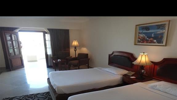 Pokój w hotelu Coral Hills
