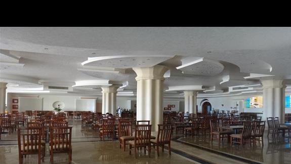Restauracja w hotelu Coral Hills