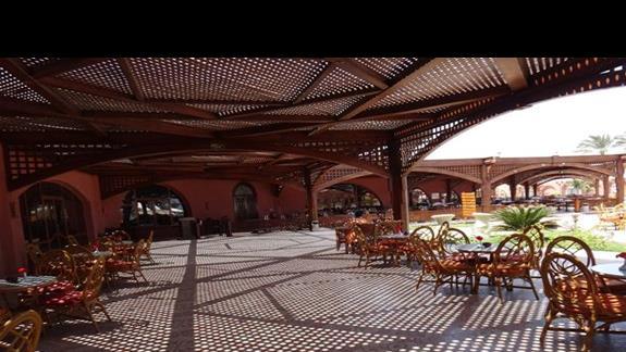 Jedna z restauracji na terenie hotelu Sentido Oriental Dream Resort