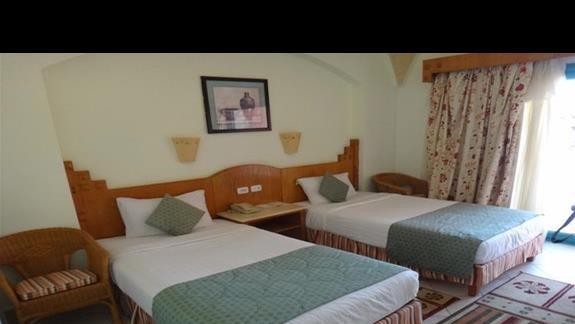 Pokój standardowy w hotelu Sentido Oriental Dream Resort