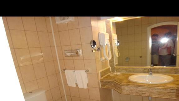Lazienka w hotelu Sentido Oriental Dream Resort