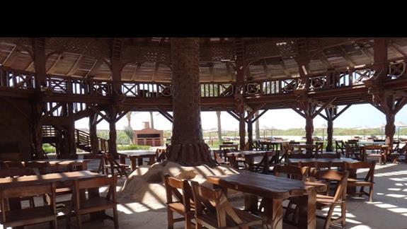 Restauracja rybna w hotelu Sentido Oriental Dream Resort