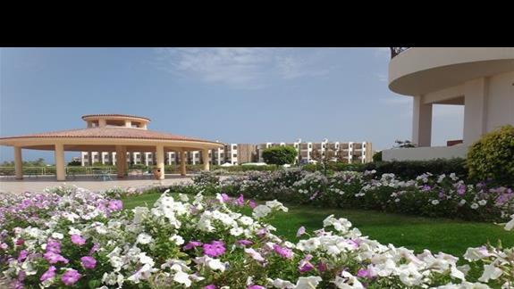 Budynki hotelu Royal Brayka Resort