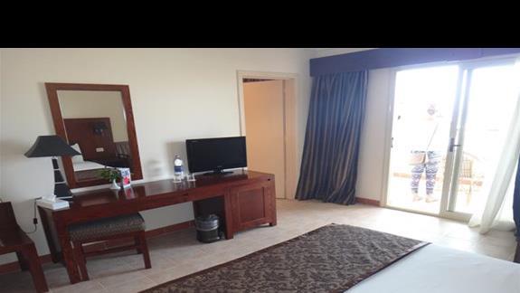 Pokój w hotelu Royal Brayka Resort