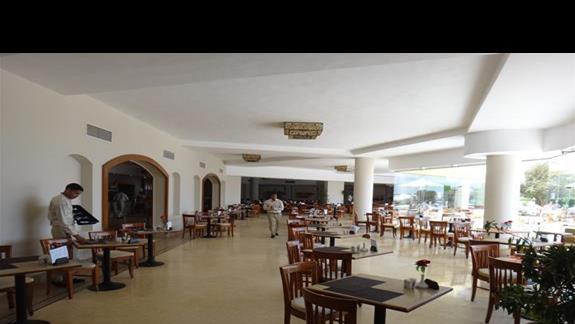Restauracja w hotelu Three Corners Fayrouz Plaza Beach Resort