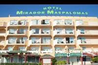 Hotel Dunas Mirador Maspalomas - Budynek główny