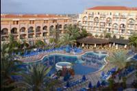 Hotel Dunas Mirador Maspalomas - Widok z pokoju z widokiem na basen na najwyższym piętrze