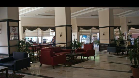 Blue Star. Lobby.