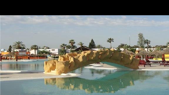 Caribbean World Monastir - kompleks basenowy