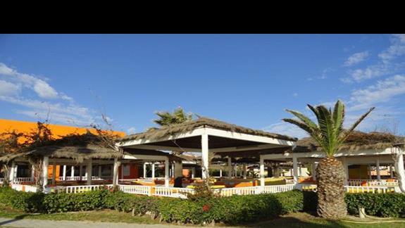 Caribbean World Monastir - restauracja