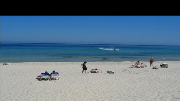 Amir Palace - plaża