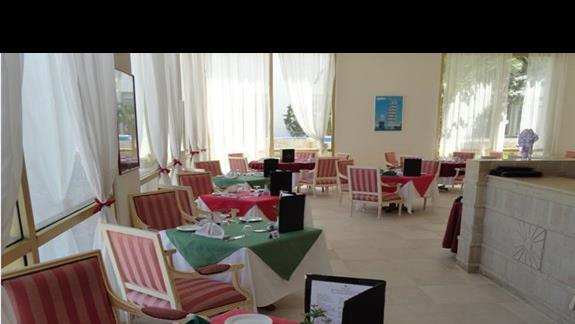 Amir Palace - restauracja a'la carte