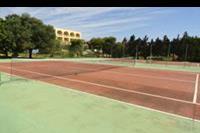 Hotel Caribbean World Beach - Caribbean World Beach - kort tenisowy