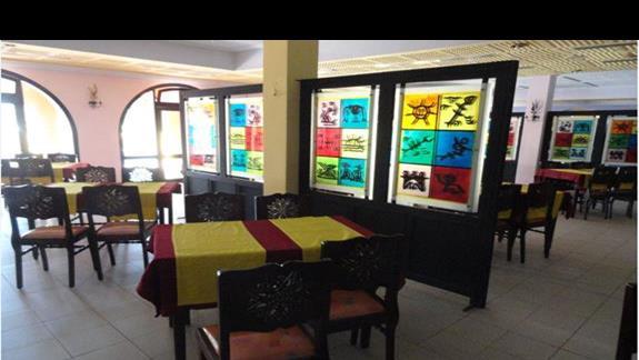 Caribbean World Beach - restauracja
