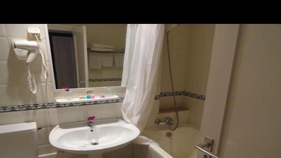 Caribbean World Beach - łazienka w pokoju