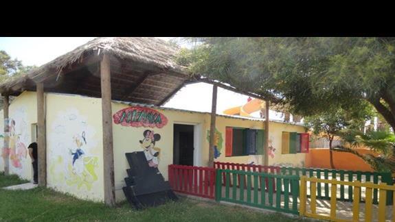 Caribbean World Beach - mini-klub