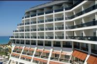 Hotel Sea Planet Resort & Spa - Sea Planet Resort. Widok z okna pokoju rodzinnego.
