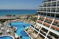 Hotel Seaden Sea Planet Resort & Spa - Sea Planet Resort. Widok z okna pokoju rodzinnego.