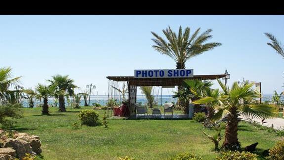 Sea Planet Resort. Dojscie na plaze.
