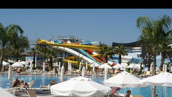 Sea Planet Resort. Aquapark.