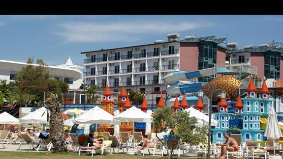 Sea Planet Resort. Mini club.