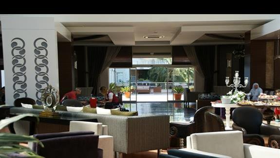 Sea World Resort. Lobby.