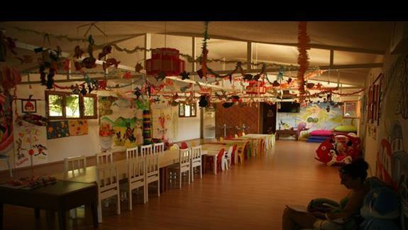 Sea World Resort. Mini club.