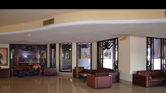El Kantaoui Center - lobby