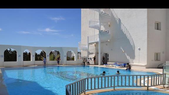 El Kantaoui Center - basen zewnętrzny