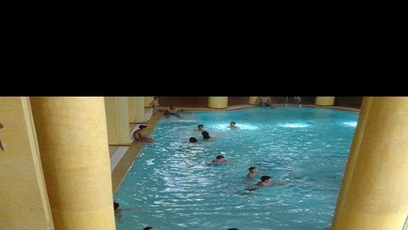 El Kantaoui Center - basen kryty