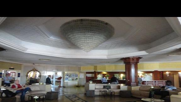 Golf Residence - lobby
