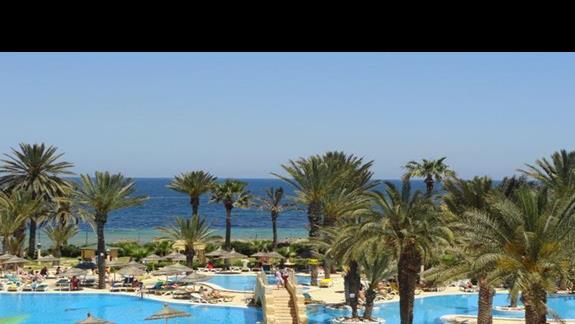 Houda Golf & Beach Club - basen