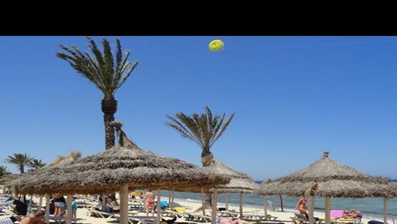Houda Golf & Beach Club - plaża