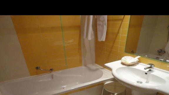 Houda Yasmine - łazienka