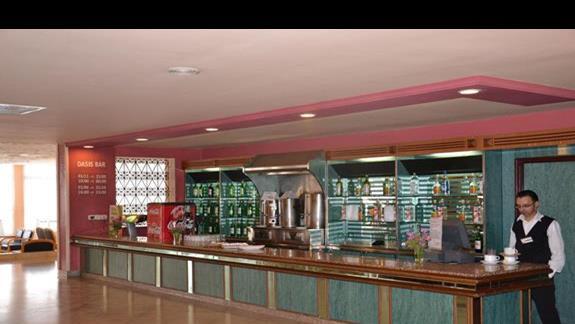 Houda Yasmine - bar