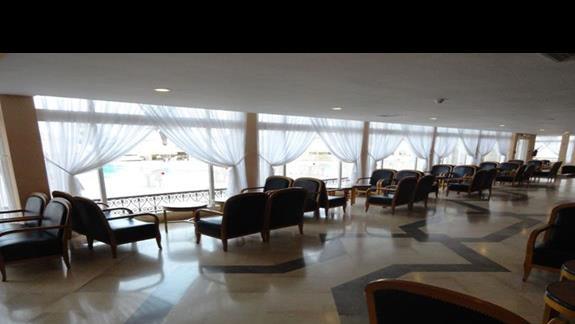 Omar Khayam Club - lobby