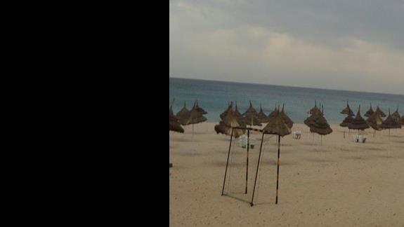 Omar Khayam Club - plaża