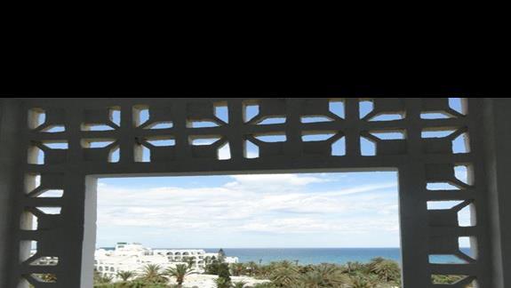 Marhaba Resort - balkon
