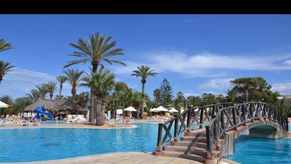 Marhaba Resort - basen