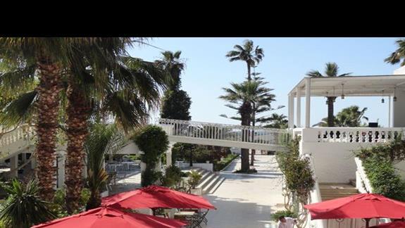 Movie Gate Miramar - droga na plażę