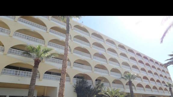 One Resort Monastir - widok zewnętrzny
