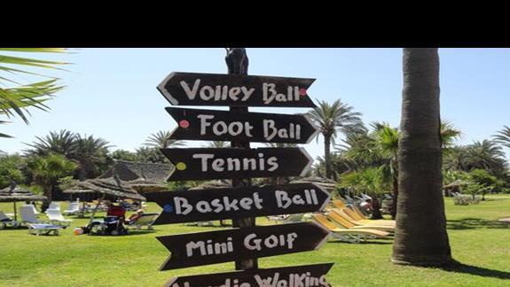 One Resort Monastir - wskazówki dla aktywnych