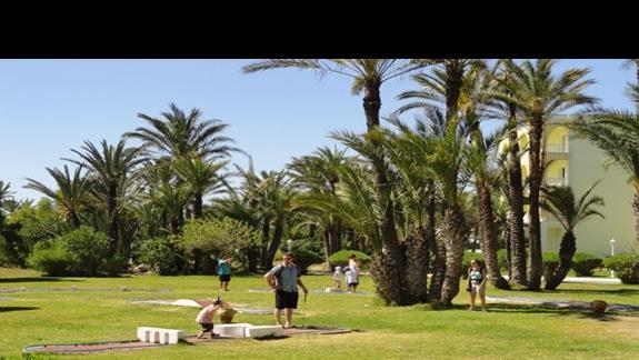 One Resort Monastir - mini-golf