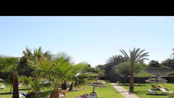 One Resort Monastir - ogród
